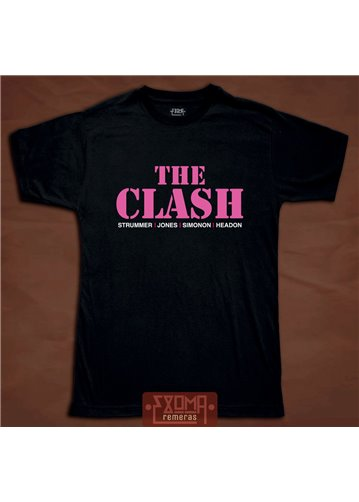 The Clash 02